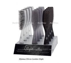 Щетки для волос Olivia Garden iStyle