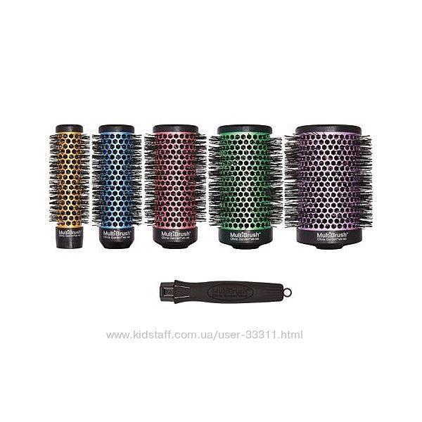 Olivia Garden MultiBrush - термоголовки для брашингов 26, 36, 46, 56, 66 мм