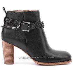 Ботильоны ботинки сапожки полусапоги Ecco 37 размер