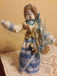 Лялька-мотанка Ярославна