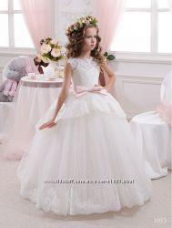 Прокат платье невесты -выпускной, свадьба, утренник