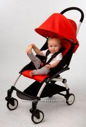 Прогулочная коляска BabyZen YOYO - 2 г гарантия , чернбелое шасси