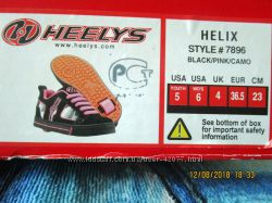 Продам кроссовки heelуs р. 36, 5