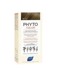 Phyto Color Permanent на основе натуральных красителей. Тон  8