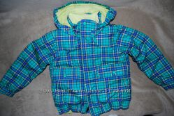 Куртка зимняя BURTON дев 5-6 лет