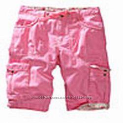 Яркие шорты-бриджи H&M оригинал Почти новые
