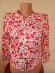 Летняя блуза-бомбер H&M