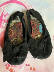 Замшевый туфельки A line из США