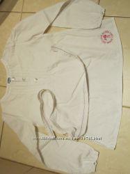 Нарядная блузка в школу Chicco, Италия, на 8 лет, рост 128