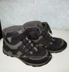 Брендовая б-у обувь - ботинки деми, зима туфли школьные.