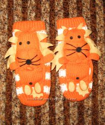 Акриловые носочки Attractive с игрушкой, на ножку 15-16см