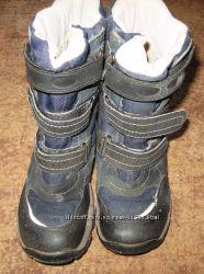 Зимние ботинки Superfit р. 34 для двора