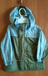 Куртки-дождевики на флисе и без р. 86-92