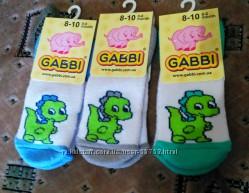 Махровые носочки для новорожденных