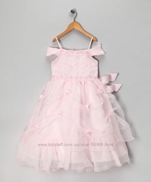 Продам нарядное платье, Выпускной, Новый год, 6-8 лет