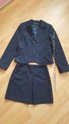 Акция школьный костюм Wojcik по цене блузки р. 146