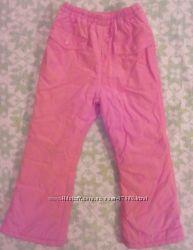 Отдам утепленные зимние брюки 110 размера