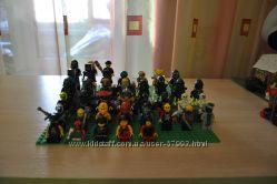 Фигурки- герои Lego Chima, Ninjago, Minekraft, City. Оригинал