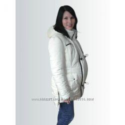 Новая деми куртка для беременных XL. Распродажа