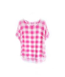 Нова літня блуза від ТМ B. Raise, легка, віскозна, в клітинку, 46 та 48-й
