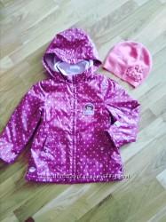 ветровки, куртка для девочки БУ на 116-122см
