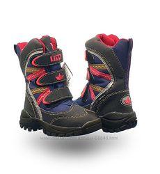 зимние термо-ботинки для мальчиков и девочек от TCM, Topolino, Lico