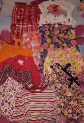 Микс одежды на 5-6 лет