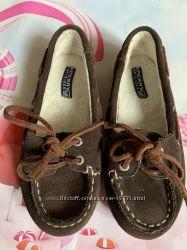 Модные туфельки Sperry Top-Sider