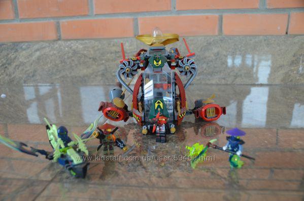 Конструкторы Lego City, Ninjago, Dino, Nexo Knights, Minifigures. Оригинал
