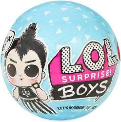 Кукла L. O. L. Surprise - boys 1 волна
