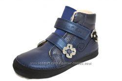 Стильные зимние ботиночки ТМ D. D. Step 26-30