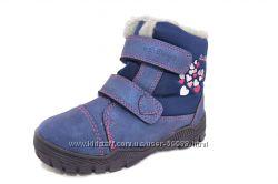Стильные зимние ботиночки ТМ D. D. Step 24-29