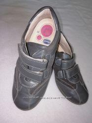 Туфли Chicco 31р.  кожа сверху и внутри. Качество