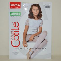 Нарядные колготки Conte-kids Jasmine. Идеально для школы и утренников