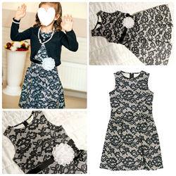 Нарядное платье Crazy8, разм. 7, на рост 122-135 см.