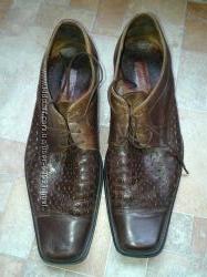 Кожаные туфли. р. 42