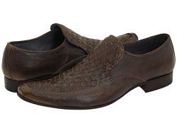 Брендовые полностью кожаные туфли лоферы TOGUE 44-45р. суперцена