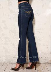 Классические темносиние джинсы  ARIZONA jeans  Германия W26, W27 наш 44 46