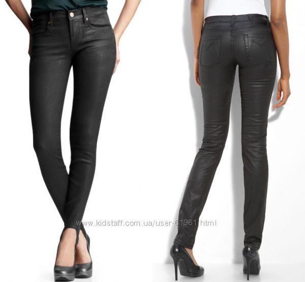 Кожаные джинсы -тренд сезона Германия, разные размеры. Коричневые, черные