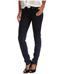 Женские джинсы LEVIS  low twist skinny W29  черные хамелеоны бедра 100-108