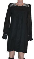 Маленькое черное платье С, М TG  Супер качество