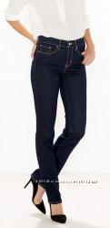 Классические темносиние  джинсы дудочки LEVIS demi curve straight  W32 L32