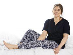 Esmara пижама штаны футболка Германия Л ХЛ