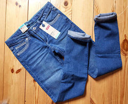 Подростковые джинсы скинни LEVIS skinny 7, 14 лет 16 лет