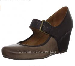 Кожаные ортопедические туфли повышенного комфорта NAYA  США  24, 5 см