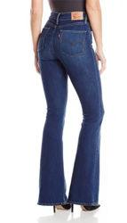 Женские джинсы LEVIS demi curve flare  клеш. Шикарная модель W28 L32