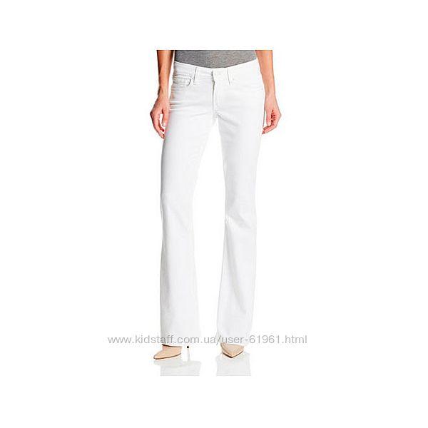Классические женские белые джинсы LEVIS 518 W31 W32