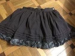 Нарядная юбка-пачка на 8-9 лет р 134