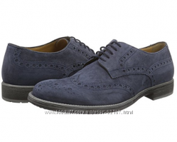 Мужские стильные туфли Geox размер 44-45
