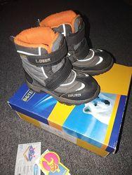 Термо-ботинки L. Deer Explorer 26 размер